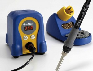 Hakko FX-888D soldering system