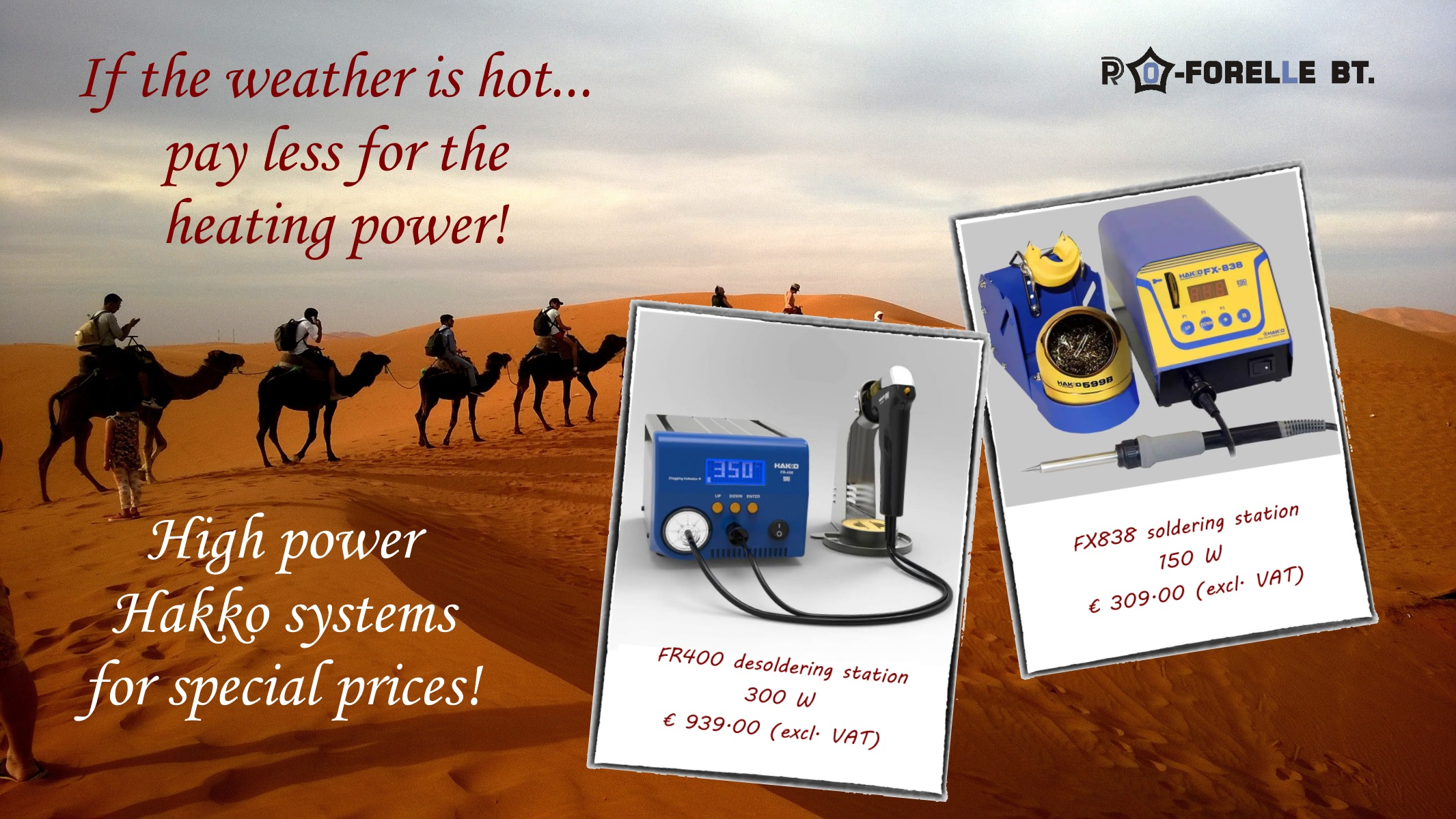 Special offer High power systems