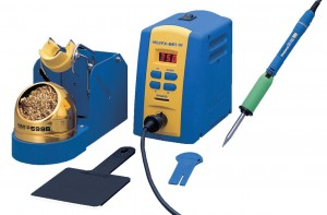 FX-951 Compact digital soldering system