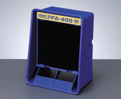 FA-400 benchtop fume extractor