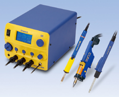 FM-206 multifunctional rework system