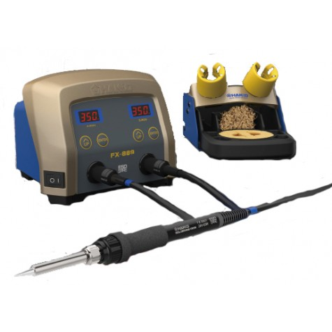 FX889 Dual soldering system